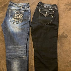 Two jeans misme